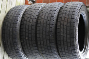4 Americus Turing Winter Tire 225X65X17 M+S