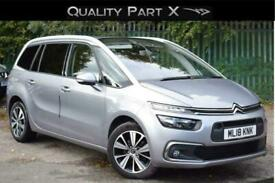 image for 2018 Citroen GRAND C4 PICASSO 1.6 BlueHDi Feel (s/s) 5dr MPV Diesel Manual