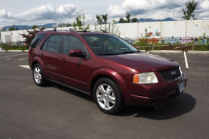 FORD FREESTYLE 2006 LIMITED *AWD* *7 SEATER* *WELL MAINTAINED*