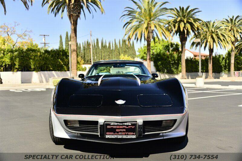 1978 Black Chevrolet Corvette     C3 Corvette Photo 3
