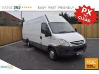 Iveco Daily NO VAT P/X TO CLEAR 35S14V LWB H/R