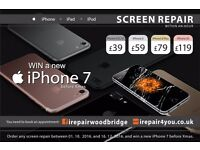 iRepair - iPhone - iPad - iPod