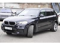 2014 BMW X5 3.0 30d M Sport xDrive (s/s) 5dr