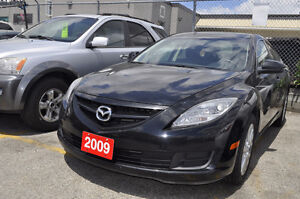 2009 Mazda Mazda6 I Sedan, Only 138K, No Accident, E-Certified.