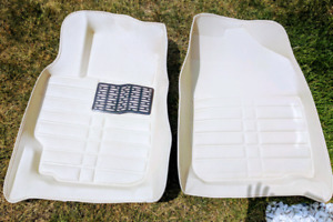 Toyota Camry 2007-2011 front and rear mats
