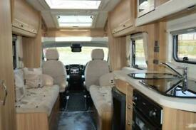 Elddis Majestic 155 PEUGEOT BOXER ULEZ COMPLIANT 4 BERTH 4 TRAVELLING SEATS