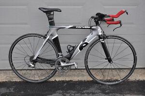 Cervelo P2C Carbon Tri Bike 54cm