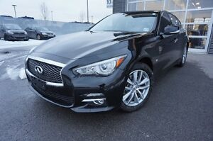 INNFINITI Q50 2015 AWD NAVIGATION/CAMERA/SPORT 399$MOIS