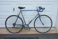 Moving sale: blue XL Velo sport road bike 10 speed