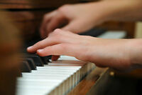 Piano Lessons- 2 first sessions for FREE!
