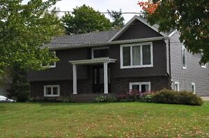 Beautiful home for sale in Shediac with water views.