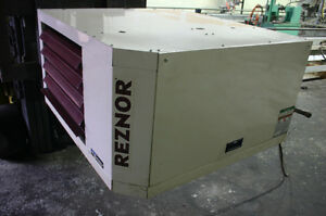 Reznor Gas Fired Unit Heater for Industrial Commercial Use