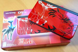 Nintendo 3DS XL - ( Pokemon XY Edition )