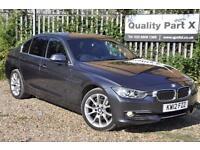 2012 BMW 3 Series 2.0 320d Luxury 4dr (start/stop)