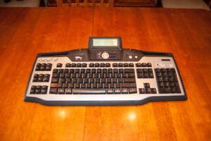 Gaming Keyboard Logitech G-15