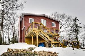Magnifique maison pour amateur de nature, tranquilité, de chasse