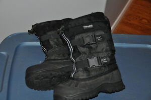 Winter Boots with Thinsulate Insulation