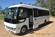 Mitsubishi Rosa Deluxe Mini Bus Coach 25 seater LOW KMS Adelaide CBD Adelaide City Preview