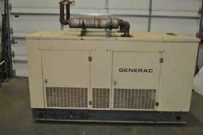 30 Kva Generac Generator 60hz 120240v 250125 Amps 1800 Rpm Natural Or Lp Gas