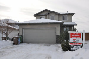 St. Albert - North Ridge - 5 bed fully finished home for sale!