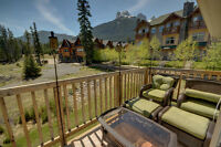 RARE AFFORDABLE CANMORE 2 BED 1 BATH MOUNTAIN  CONDO