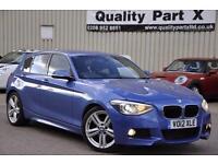 2012 BMW 1 Series 2.0 125d M Sport Sports Hatch 5dr