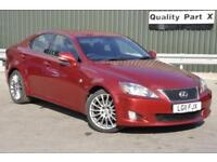 2011 Lexus IS 250 2.5 F Sport 4dr