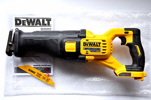 NEW! DeWALT 60V FLEXVOLT BRUSHLESS Reciprocating Saw TOOL ONLY