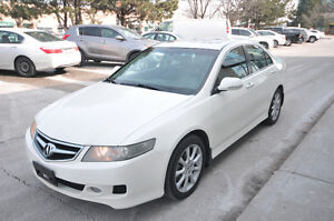 2006 Acura TSX Sedan-6 SPEED MANUAL-ALLOYS-CERTIFIED & E-TESTED