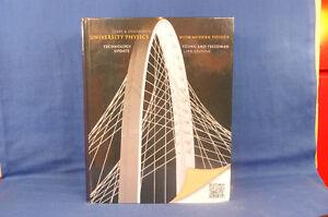 University Physics With Modern Physics 13th Edition NEW