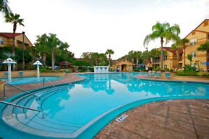 Orlando timeshare rental for March break