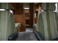 Autotrail Cheyenne 840D SE FIAT 3.0 4 BERTH 2 TRAVEL SEAT MOTORHOME
