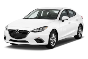 2017 Mazda 3 gx 2017 automatique transfert de location