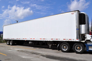 2005 Thermo King SB300.Wabash trailer reefer.