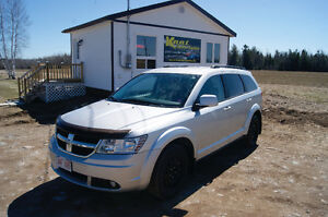 2010 Dodge Journey SXT SUV, Crossover 4 tire and mags extra