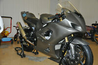 "Race Fairing ""Hotbodies Racing"" for GSXR 1000 K3(2003) K4(2004)"