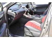 2015 Lexus NX 200t 2.0 F Sport 4WD 5dr (Nav)