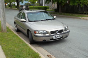 2003 Volvo S60 front drive 2.4turbo.