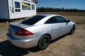 2004 Honda Accord loaded Sedan