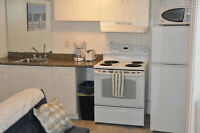 Fully furnished apartment for rent in Cobourg - util included