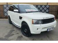 2010 Land Rover Range Rover Sport TDV6 3.0 HSE 7 SEATER Auto 4x4 Diesel Automati