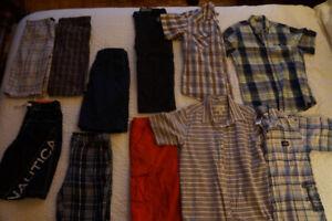 Lot vêtements garçon +/- 12 ans