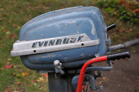1959 Evinrude Fastwin Outboard for sale $50.00