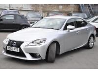 2013 Lexus IS 300 2.5 Luxury E-CVT 4dr