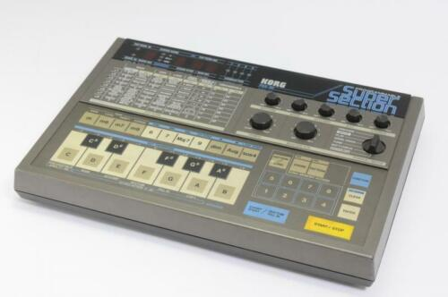 KORG PSS-50 Super Section 80's Programmable Portable Drum Machine 2220