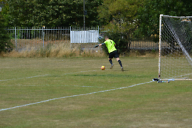 Goalkeeper trials for Sunday league team