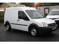 2012 FORD TRANSIT CONNECT T230/110 LWB DIESEL VAN WITH ONLY 48.000 MILES,1 OWNER