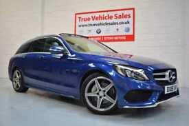 Mercedes-Benz C220 2.1CDI 168bhp Premium 7G-Tronic Plus - LOW RATE PCP £299 P/M