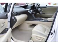 2015 Lexus RX 450h 3.5 Advance CVT 4WD 5dr (Pan roof)