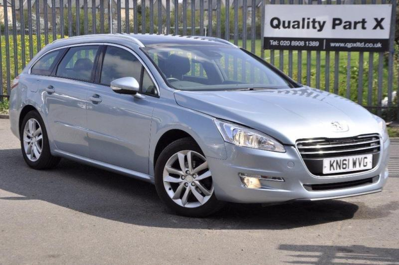 2012 peugeot 508 sw 1 6 e hdi active egc 5dr in harrow. Black Bedroom Furniture Sets. Home Design Ideas